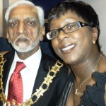 The Mayor of Reading Gul Khan